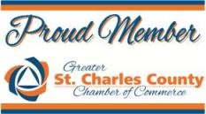 Proud member Greater St. Charles County Chamber of Commerce