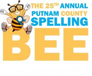 Putnam County Spelling Bee logo