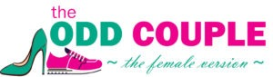 The Odd Couple logo 4
